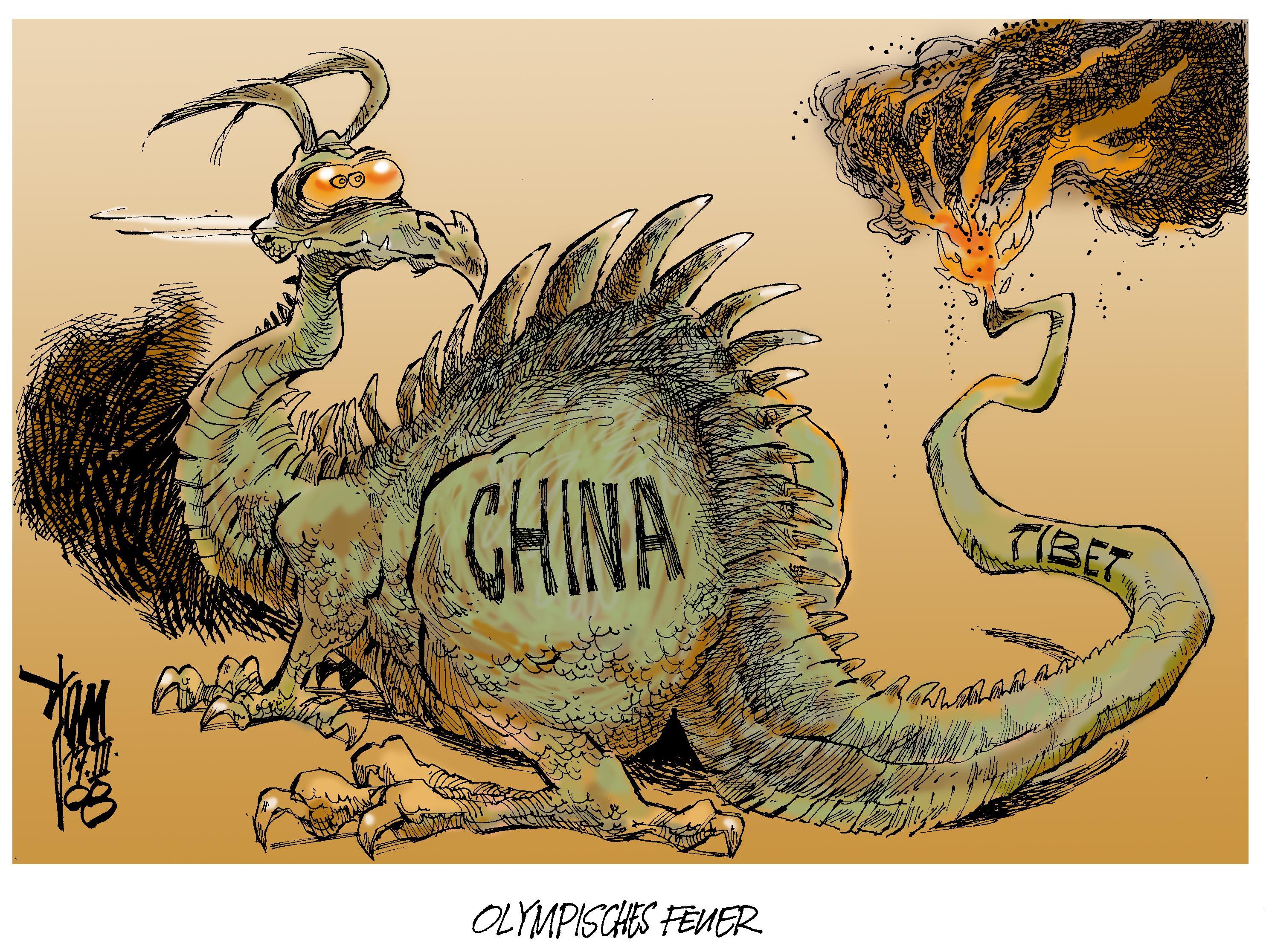 China Tibet Konflikt