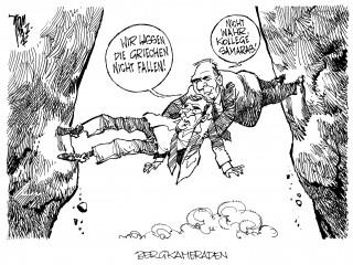 Euro-Krise: Gewisse Abhängigkeiten sind nicht zu vermeiden