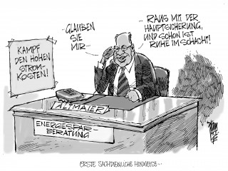 Steigende Strompreise: Altmaier in der Kritik