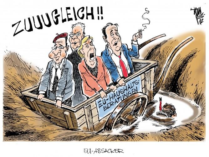 EU-Haushaltsberatungen