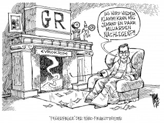 Euro-Finanzminister können sich nicht einigen