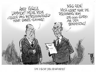 Nebeneinkünfte: SPD-Kanzlerkandidat Steinbrück verliert an Ansehen