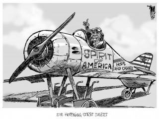 Alle karikaturen internationale politik us wahlen wahlsieger