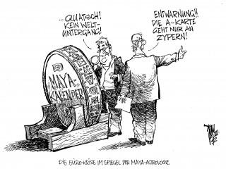 Euro-Krise: Nun kommt Zypern