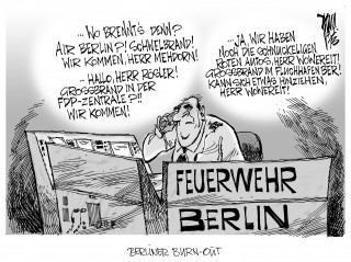 """Großfluchhafen Berlin: Vorwürfe- """"Wowereit hat Schaden über die Stadt gebracht"""""""