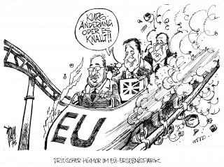 Camerons EU-Rede: Entweder Reformen oder Britanien steigt aus