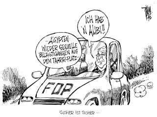 Sexismus-Vorwürfe: Belästigungsvorwürfe gegen FDP-brüderle