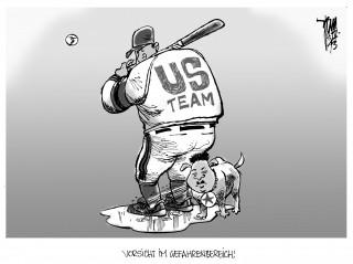 Korea-Konflikt: Nordkorea verschärft seine Drohungen