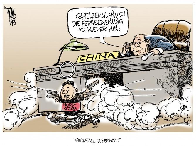 Korea-Konflikt: Nordkorea kappt die Wirtschaftsbeziehungen zu Südkorea.