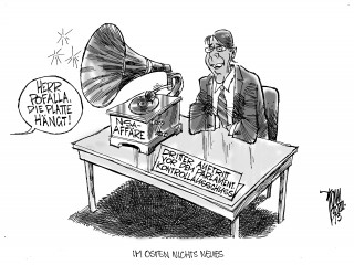 NSA-Affäre: Vor dem Parlamentarischen Kontrollgremium wird von Pofalla Klartext erwartet
