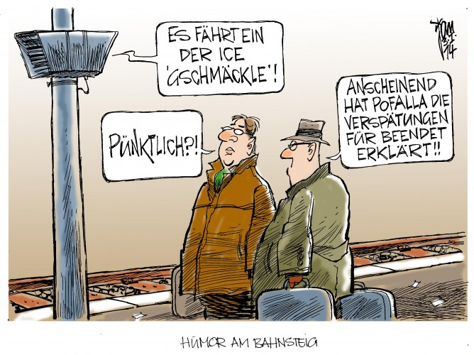 Neuer Pofalla-Job im Bahnvorstand: Pofallas neuer Job riecht nach Vetternwirtschaft. Stichwörter: Ronald Pofalla, Deutsche Bahn,