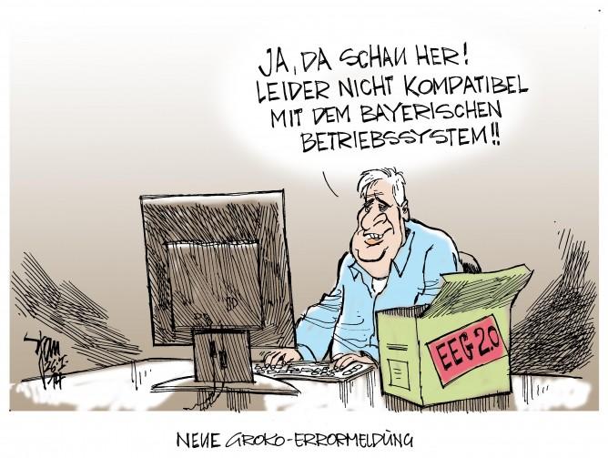 Ökostrom-Reform: Gegen Sigmar Gabriels Reform, EEG 2.0, formt sich Widerstand.