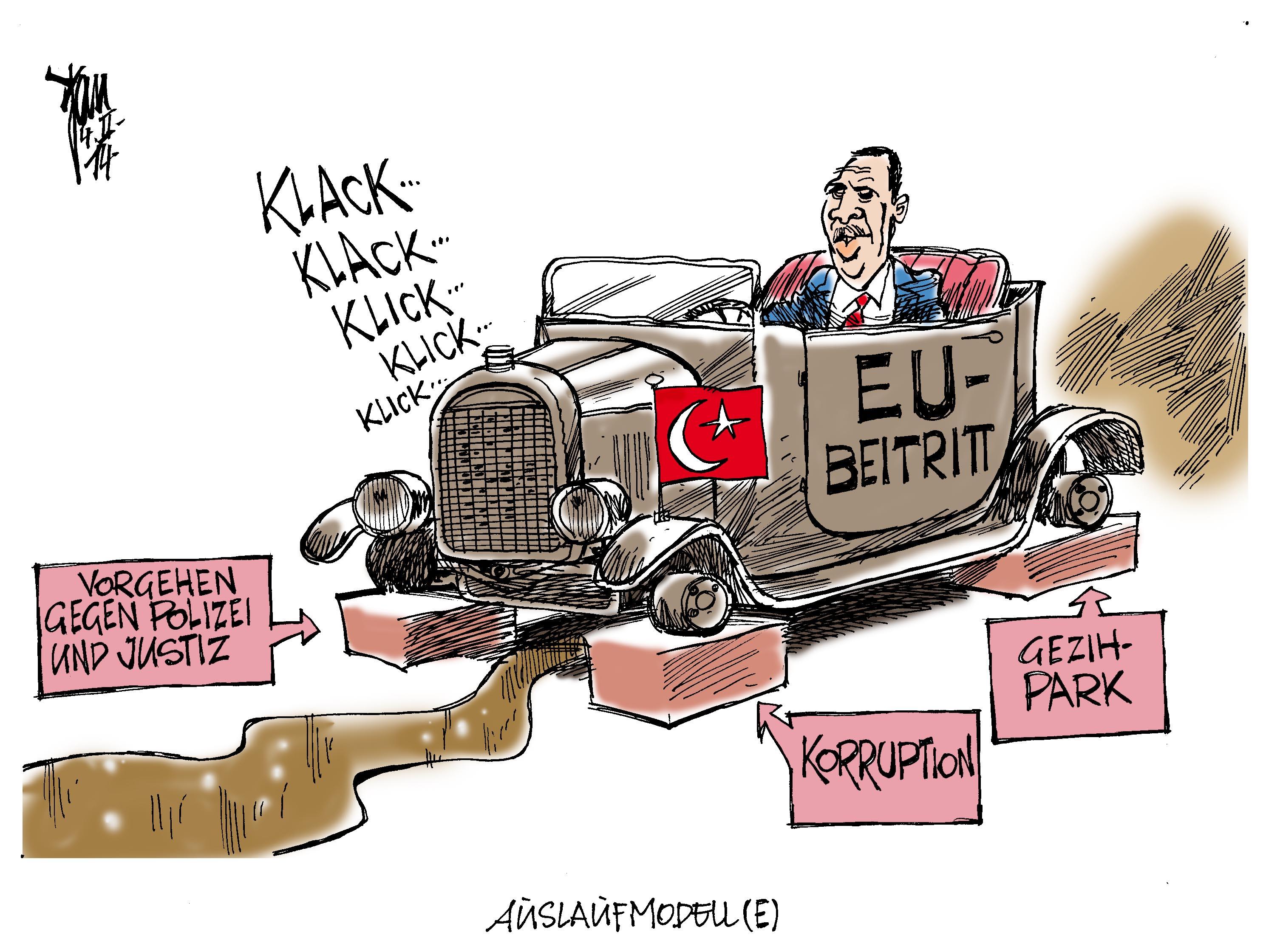 EU-Beitritt Archives - Janson-Karikatur