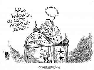 Ukraine-Krise, Obama, Putin