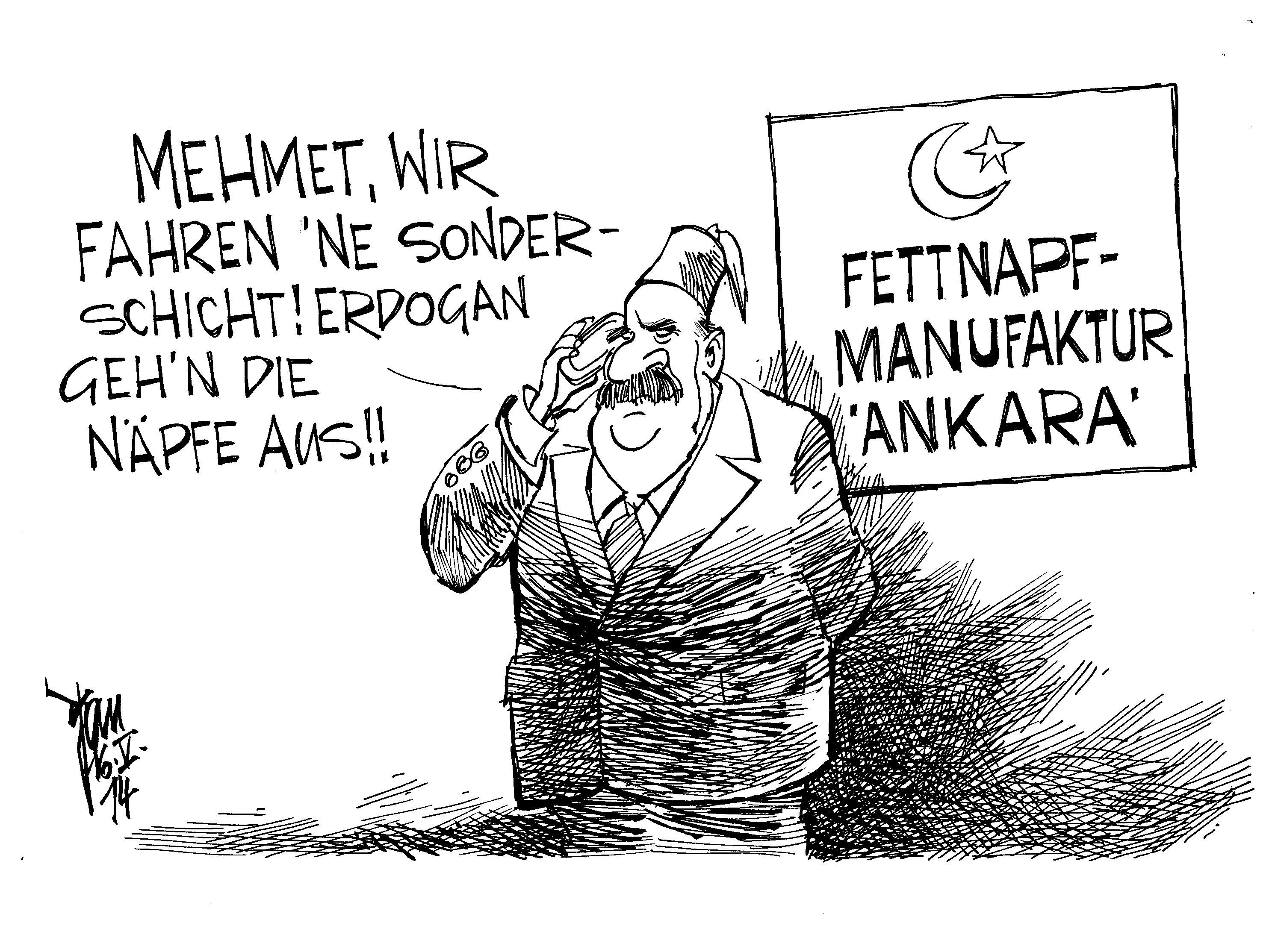 Merkel besucht vor der Wahl Erdogan in Sachen Flüchtlingshilfe und ...