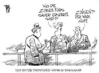 EZB-Zinsentscheid 14-06-05