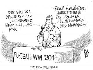 Fußball-WM 14-06-25