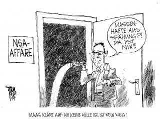 NSA-Affaere 14-06-09