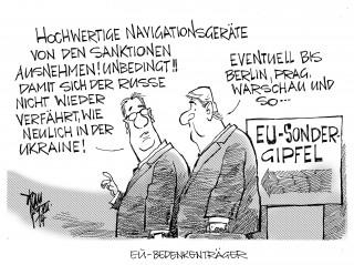 EU-Sondergipfel 14-08-29