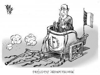Hollandes Krise 14-08-25