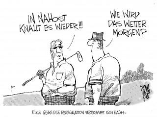 Nahost-Konflikt 14-08-08
