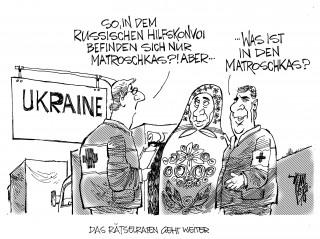 Ukraine-Krise 14-08-13