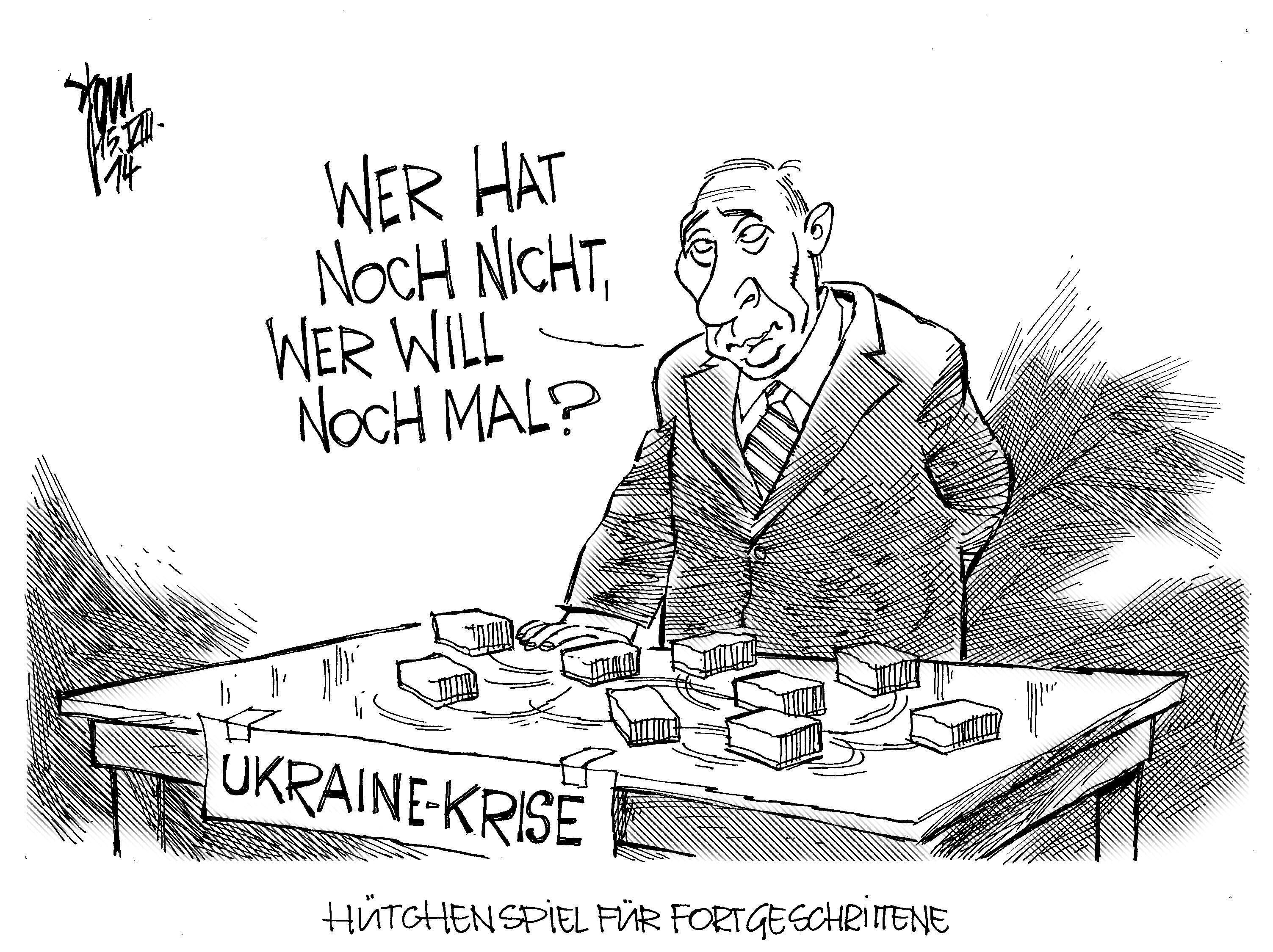 kalter krieg ukraine