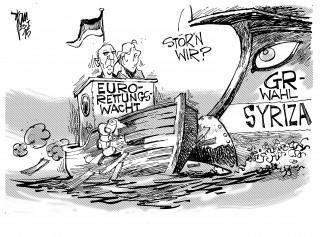 Griechenland-Wahl 15-01-20