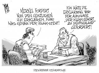 Islam in Deutschland 15-01-15