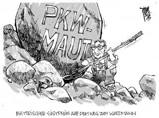 Pkw-Maut 15-02-26