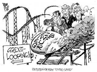 Griechenland-Krise 15-06-30