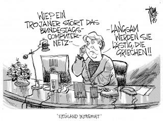 Trojaner im Bundestag 15-06-11