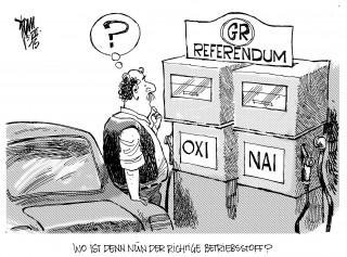 Griechenland Referendum 15-07-03
