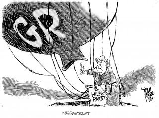 Griechenlandhilfe 15-08-18