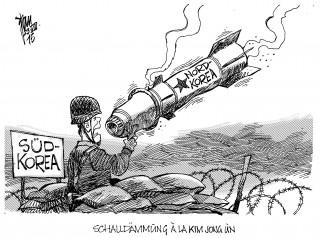 Korea-Konflikt 15-08-23