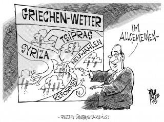 Neuwahlen in Griechenl. 15-08-21