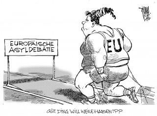 Europ. Asyldebatte 15-09-01