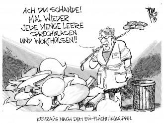 EU-Fluechtlingsgipfel 15-10-15
