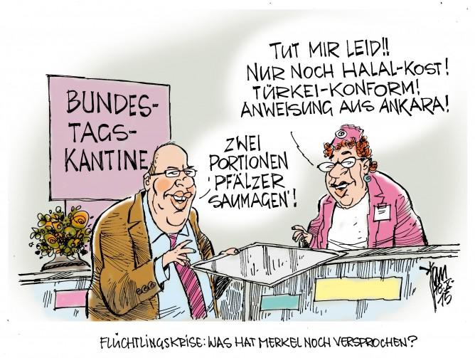 Merkel trifft Erdogan 15-10-18 rgb