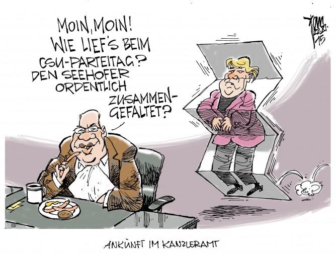 CSU-Affront gegen Merkel 15-11-22 rgb