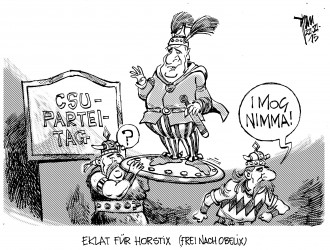 CSU-Parteitag 15-11-22