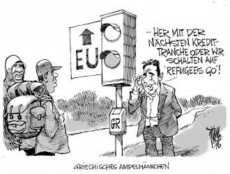 Griechen-Krise 15-11-08