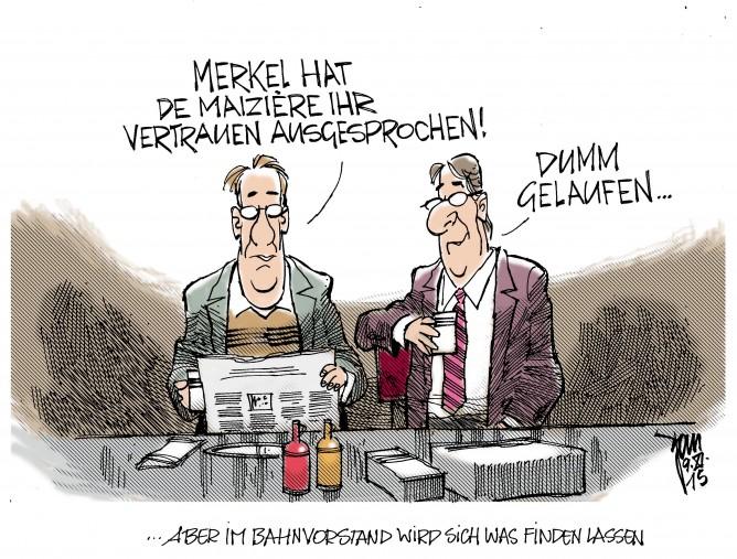 Merkel schenkt Vertrauen 15-11-09 rgb