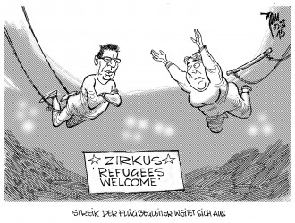 Minister gegen Merkel 15-11-10