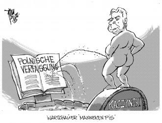 Unruhe in Polen 15-12-20