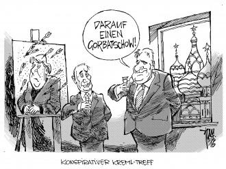 Seehofer bei Putin 16-02-02