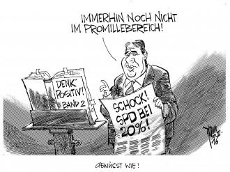 SPD-Umfragewerte 16-30-03