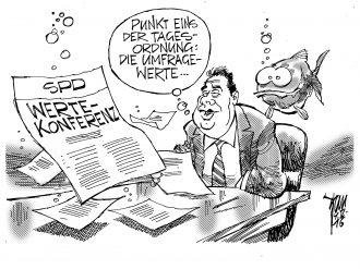 SPD Wertekonferenz 16-05-09