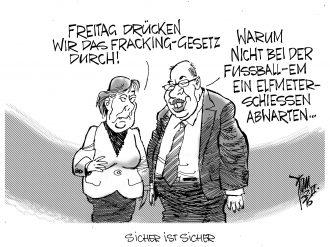 Fracking-Gesetz 16-06-22
