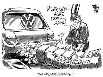 VW-Abgasaffaere 16-06-29